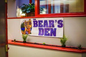 Bears Den Sign