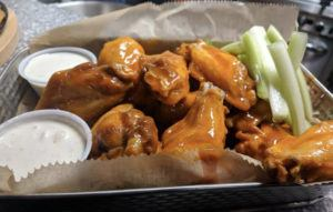 bucket wings